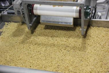 Linia do produkcji makaronu