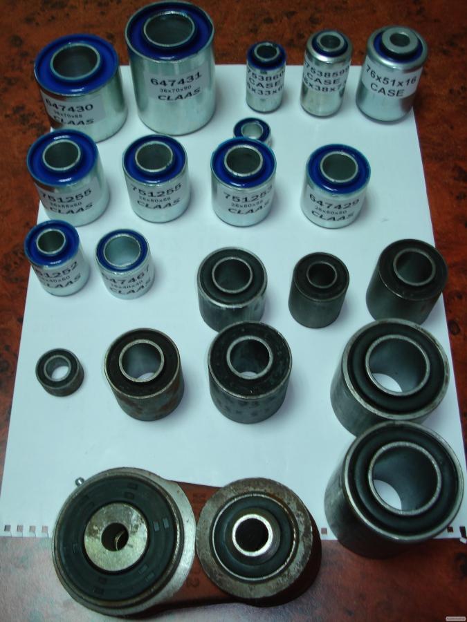 Części zamienne i akcesoria do opryskiwaczy