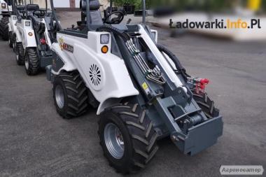 Nowa ładowarka - TAIAN TL1500 - 2018