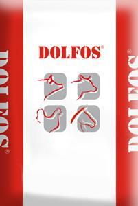 Dolfos Dolmix KR 4% z kokcydiostatykiem dla futerkowych zwierząt roślinożernych: królików, nutrii,