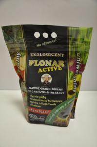 Ekologiczny nawóz uniwersalny Plonar Active 3kg