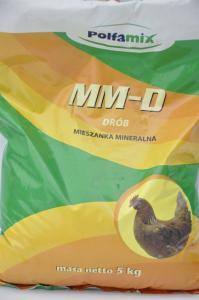MM-D mieszanka mineralna dla drobiu 5kg POLFAMIX