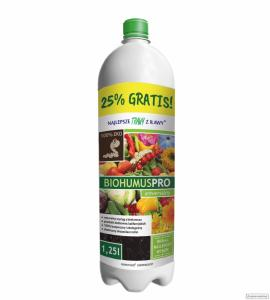 BIOHUMUSPRO 100 % naturalny - płynny