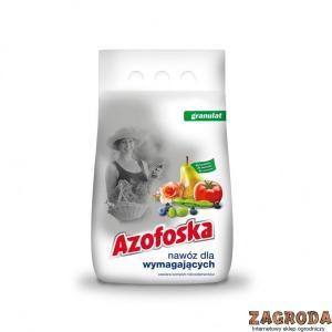 Nawóz AZOFOSKA granulat 5kg