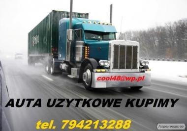 Oferta dla firm transporowych / leasigowych / windykacyjnych