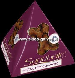 Sanabelle Vitality Snack DISP przekąski poprawiające witalność i wzmacniające stawy 50x20g