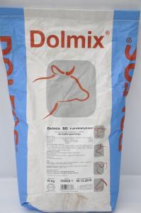 Dolmix BO 10kg z probiotykiem – mieszanka paszowa dla bydła opasowego