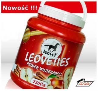 LEOVETIES - smakołyki zimowe jabłko 2,25kg