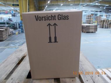 Sprzedam pudło klapowe 282x102x365mm