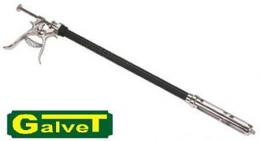 Praktyczna strzykawka weterynaryjna HSW ROUX-REVOLVER na wysięgniku - 30 ml