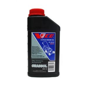 Olej silnikowy do kosiarek GRASSOL 0,6L
