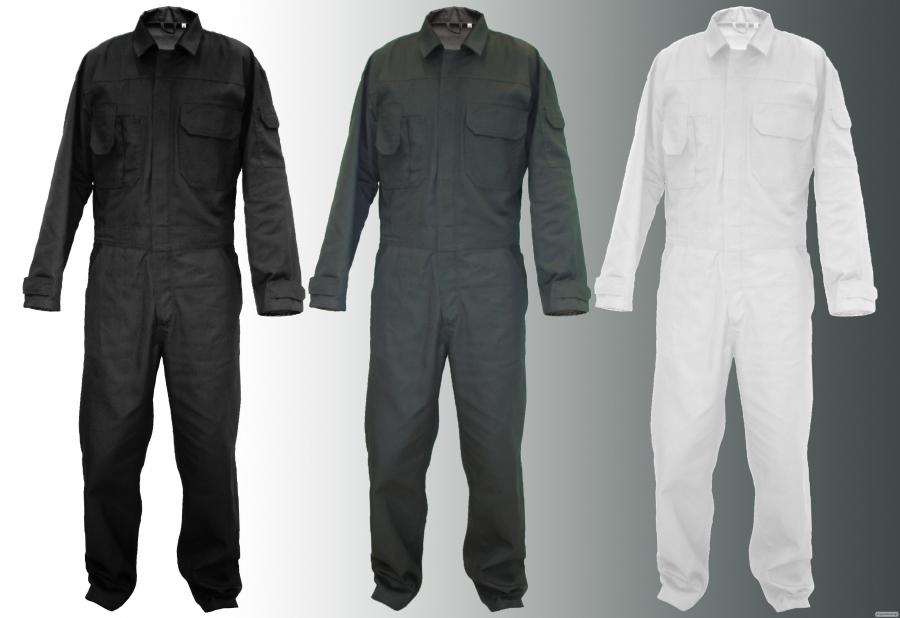 Odzież robocza, artykuły BHP, środki ochronne i gospodarcze