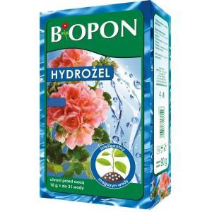 Hydrożel CHRONI PRZED SUSZĄ chłonie 3L wody BIOPON 10g