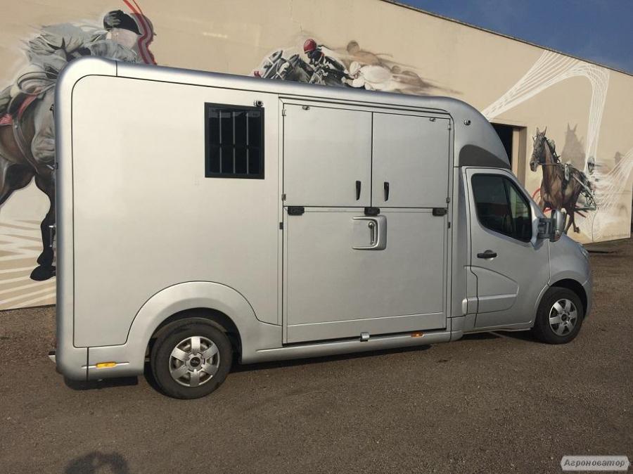 Renault master 2.3  transport koni