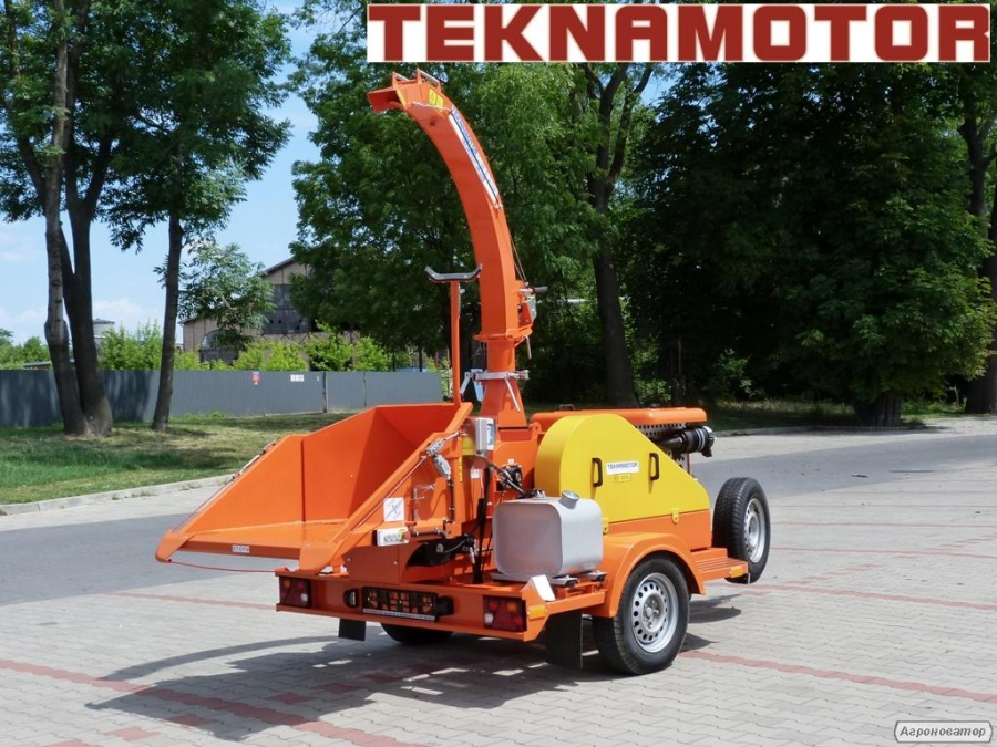 дробилка, дробилка, rębak Skorpion 280SDB - Teknamotor