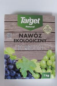 Nawóz ekologiczny do winorośli Target Natural 1kg
