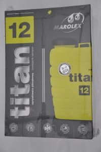 Opryskiwacz Plecakowy MAROLEX TITAN 12l