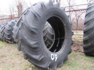 Opony do traktorów