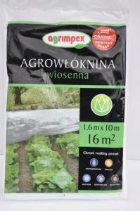 Agrowłóknina wiosenna 1,6 x 10m Agrimpex