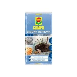 Zimowa Ochrona 2w1 Kompost, Włókno, Torf 20L COMPO