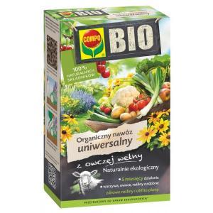 Organiczny nawóz uniwersalny z Owczej Wełny COMPO BIO 2kg