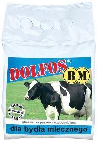 DOLFOS BM mieszanka paszowa dla bydła mlecznego 10kg