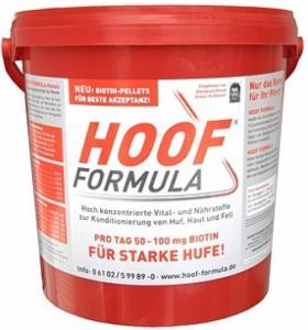 Hoof Formuła - wspomaga szybką odbudowę zdrowego rogu kopytowego 5kg