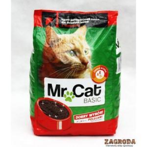 Karma sucha z wołowiną MR.CAT 2kg