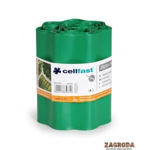 Obrzeże jasno zielone 20cmx9m