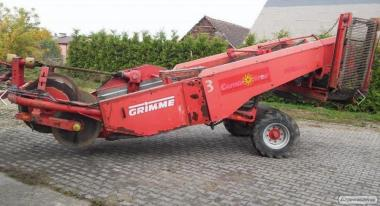 Grimme CS 1500 Separator do kamieni