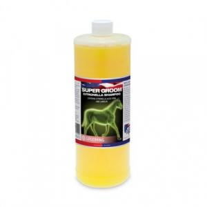 Super Groom Equine Shampoo - szampon z aloesem