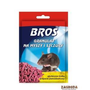 Granulat na myszy i szczury BROS 90g