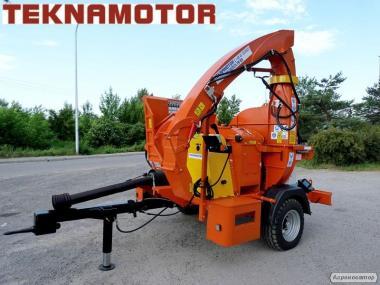 Bębnowy rębak do ciągnia rolniczego Skorpion 350 RB