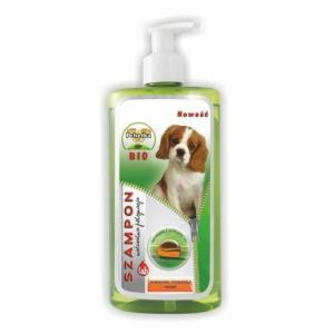 Szampon pielegnacyjny dla psa ochrona UV PCHEŁKA BIO